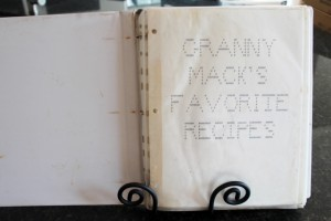 Granny Mack's Favorite Recipes