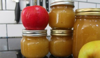 Simple Apple Sauce