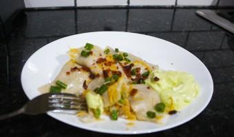 Pierogis (Ukrainian Dumplings)
