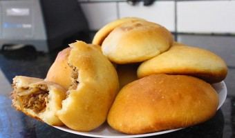Baked Piroshki (Russian Hand Pie or Pierogi)