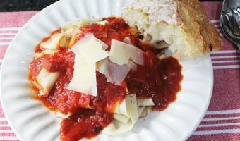 New York Times CLASSIC Marinara  Sauce (Sugo alla marinara)