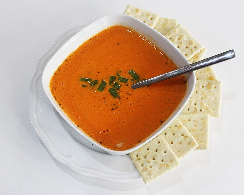 Roasted Red Pepper and Tomato Soup_FoodMack_3