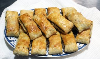 Classic Canadian Style Sausage Rolls